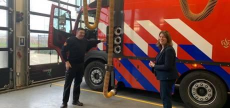 Hypermoderne waterwagen voor brandweer Zundert