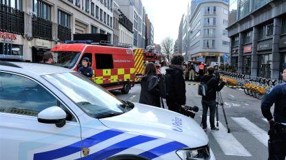 Bommelding in Europese wijk was vals alarm