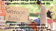 Vijfde editie van garageverkoop in Hamse straten