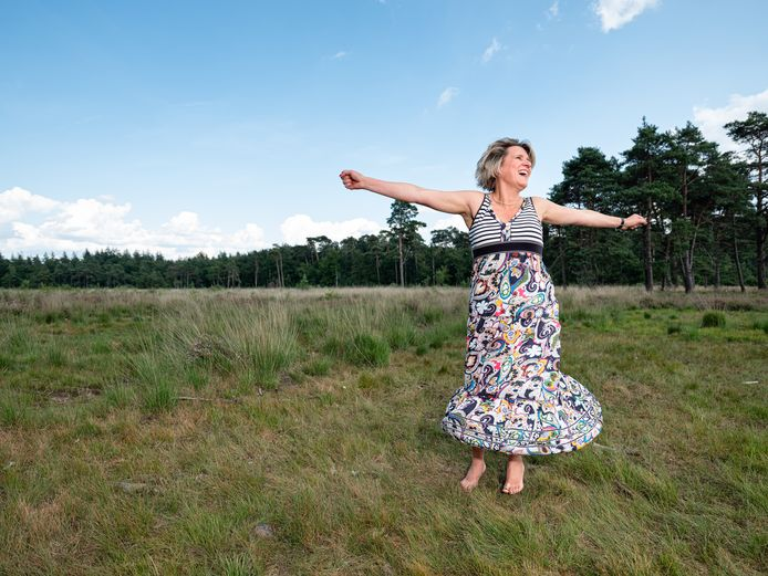 Marije Breuker krijgt energie van blije mensen die genieten van door haar georganiseerde reizen.
