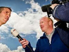 Studio Sport-verslaggever Bert Maalderink: Ik een scherpe tong? Dat klopt!
