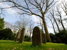 Inkomsten uit grafrechten minder door crematie