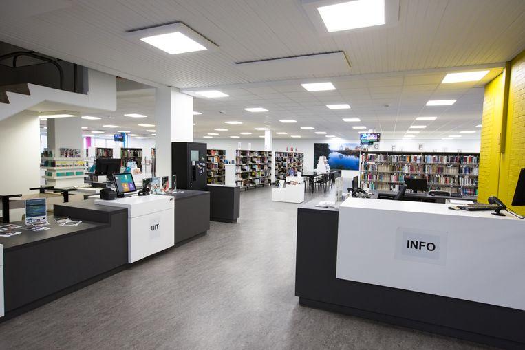 Bibliotheek Maasmechelen.