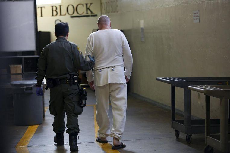 In Californië haalde het voorstel om een einde aan de doodstraf het niet. Beeld Reuters