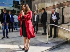 Zondag Schiphol, dinsdag Diemen: moest de Surinaamse first lady niet in quarantaine?