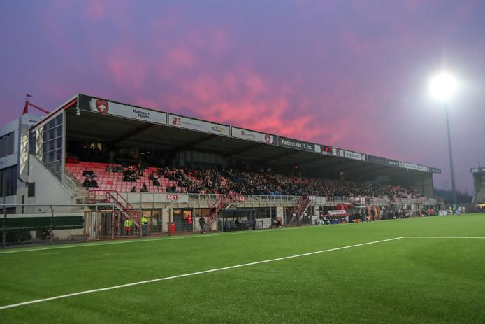 Het Frans Heesen Stadion van TOP Oss.