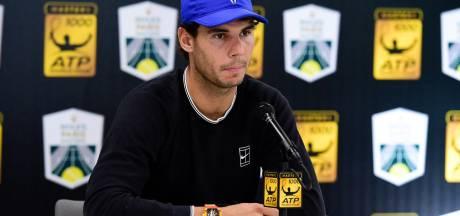 """Rafael Nadal jouera Bercy et Londres:  """"Le calendrier adéquat pour la fin de saison"""""""