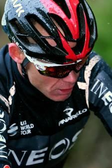 Chris Froome forfait pour le Tour de France