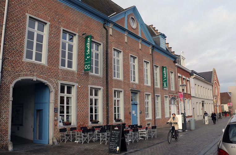 't Schaliken, de plek waar de Herentalsenaar zijn zegje over het bestuurakkoord kan doen.