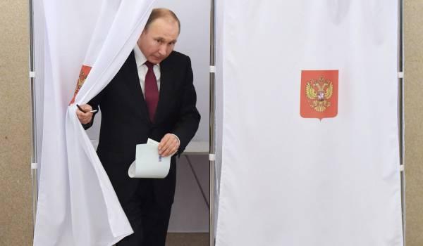 Prognose: Poetin wint verkiezingen met ruim 70 procent van de stemmen