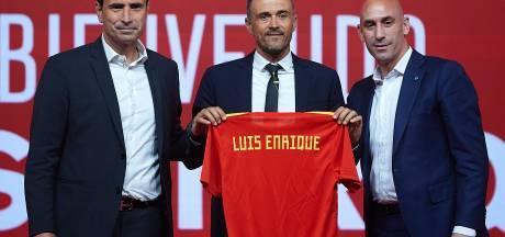 Enrique belooft verrassingen bij Spanje: 'Ik ga niet selecteren op reputatie'