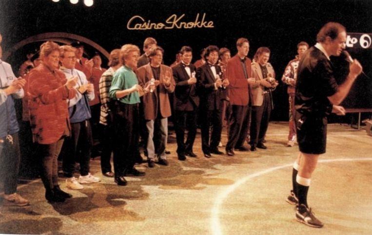 Het showelement deed met de rechtstreekse uitzending zijn intrede. Zo waren Franky Van der Elst en winnaar Marc Degryse in 1991 op het podium één en al oor voor Jacques Vermeire.