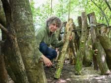Eetbaar hout uit Nunspeet zet mensen aan het nadenken