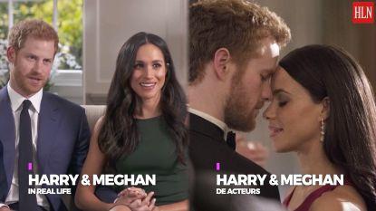 Koninklijke dubbelgangers: deze beelden van Meghan, Harry, William en Kate brengen je gegarandeerd aan het twijfelen