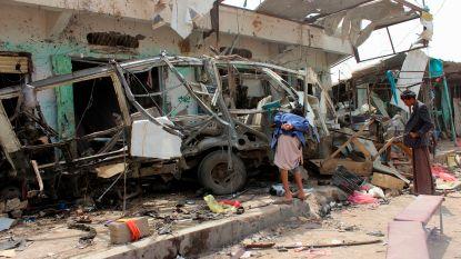 Aanslag op schoolbus in Jemen geen uitzondering: coalitie van Saoedi-Arabië bombardeerde al minstens 50 burgervoertuigen in 2018
