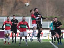 Beloning FC Winterswijk blijft uit tegen NEC