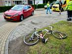 Wielrenner gewond na aanrijding met auto in Oudenbosch