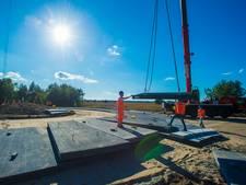 Rotondeprimeur van Nederland  ligt na twee werkdagen in Ermelo