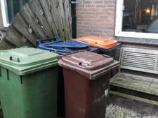 Idee: één kliko, afval in zakken op kleur