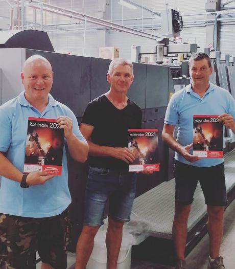 Brugse brandweer gaat jaarlijkse kalender verkopen op markt