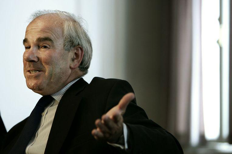 Frans Weisglas, oud-voorzitter van de Tweede Kamer. Beeld anp