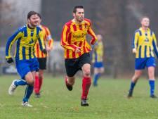 DVG en Nieuwkuijk spelen gelijk in doelpuntrijk duel