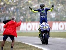 'Assen' brengt het beste boven in Valentino Rossi