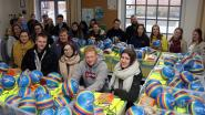 21 jeugdverenigingen krijgen geschenk van Sinterklaas