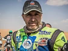 Dakar-rijder Edwin Straver nog altijd in levensgevaar na val: 'Hij is er slecht aan toe'