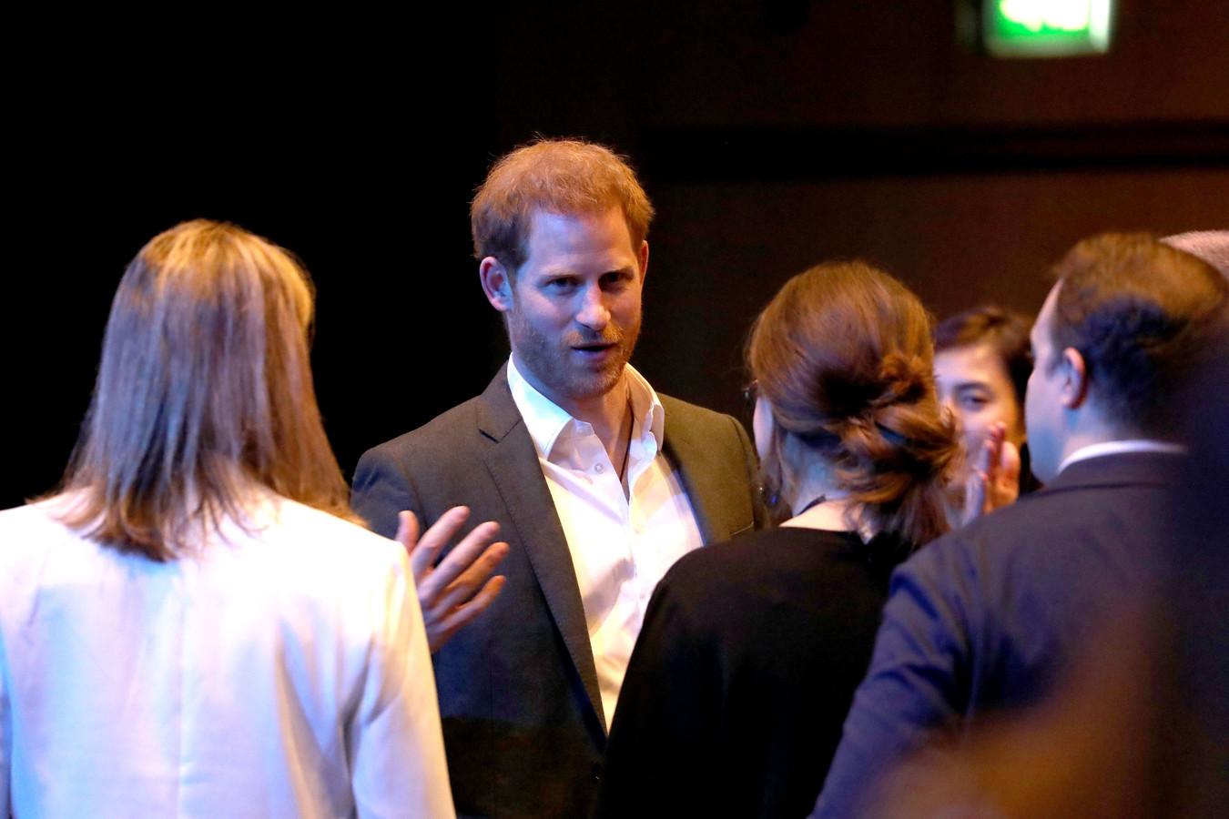 Le prince est venu parler de son initiative Travalyst au sommet pour un tourisme durable à Édimbourg ce mercredi.