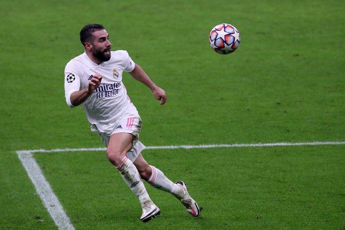 Déjà privé de Karim Benzema et Sergio Ramos, le Real devra aussi faire sans Dani Carvajal, samedi, contre Alavès.