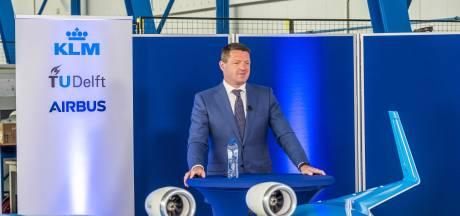 KLM-baas Elbers donderdag met plan naar Den Haag