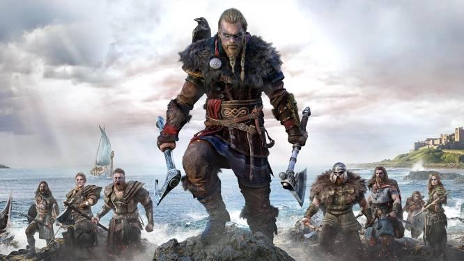 Een spectaculaire Vikinginvasie en wonderlijke omgevingen:  Assassin's Creed Valhalla is potentiële game van het jaar
