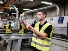 Vink uit Didam levert materiaal voor kuchschermen: 'Drukste jaar ooit'