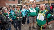 Jean-Pierre stapt in 5 maanden 4.200 kilometer naar Compostella