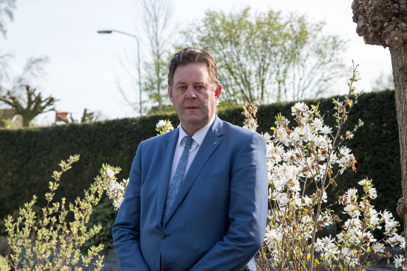 Burgemeester Breunis van de Weerd: 'Het hele trieste feit heeft waarde om gemeld te worden'.
