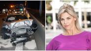"""Wat er écht gebeurde na ongeval Tanja Dexters: """"Eerst gevaarlijk gereden, dan ambulancier bedreigd"""""""