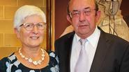 Roger en Simonne zijn halve eeuw getrouwd