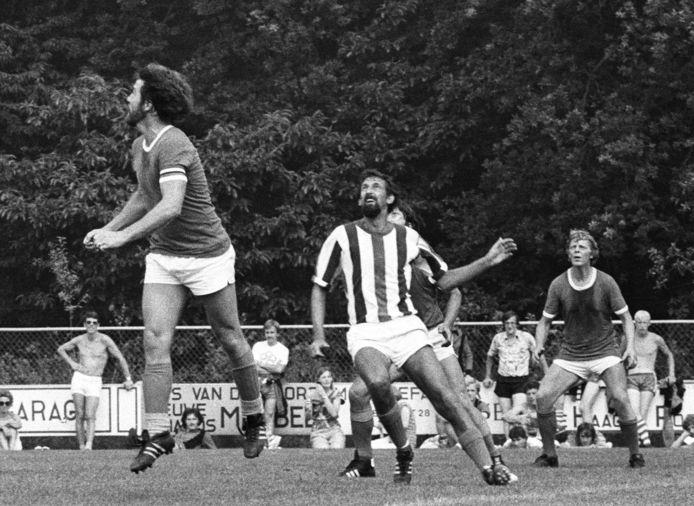 Lambert Kreekels speelde nadat hij stopte als prof bij Helmond Sport ook nog voor Stiphout Vooruit.