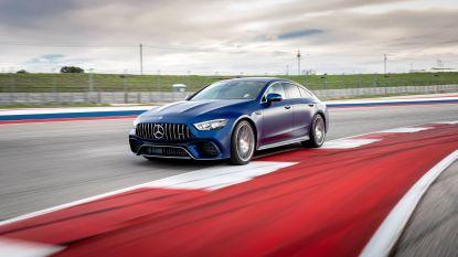 Waarom de nieuwe Mercedes straffer is dan Porsche