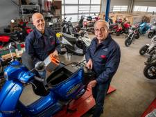 Elektrische scooter wint razendsnel terrein zo bewijzen de verkoopcijfers van de Veluwse importeur