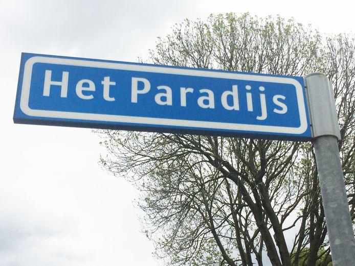 Het Paradijs in Haren