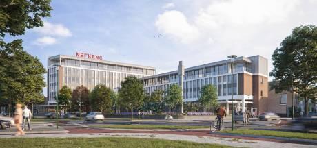 24 appartementen boven Nefkens-gebouw in Amersfoort