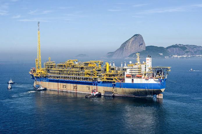 SBM offshore Brazilie