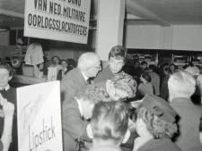 Audrey Hepburn kwam naar Eindhoven voor de oorlogsslachtoffers