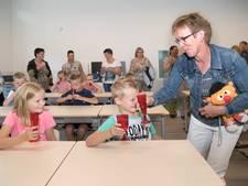 Lutten neemt nieuwe school feestelijk in gebruik