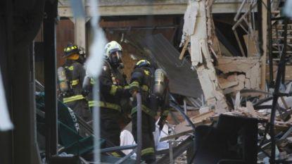 Drie doden bij gasexplosie in Chileens ziekenhuis