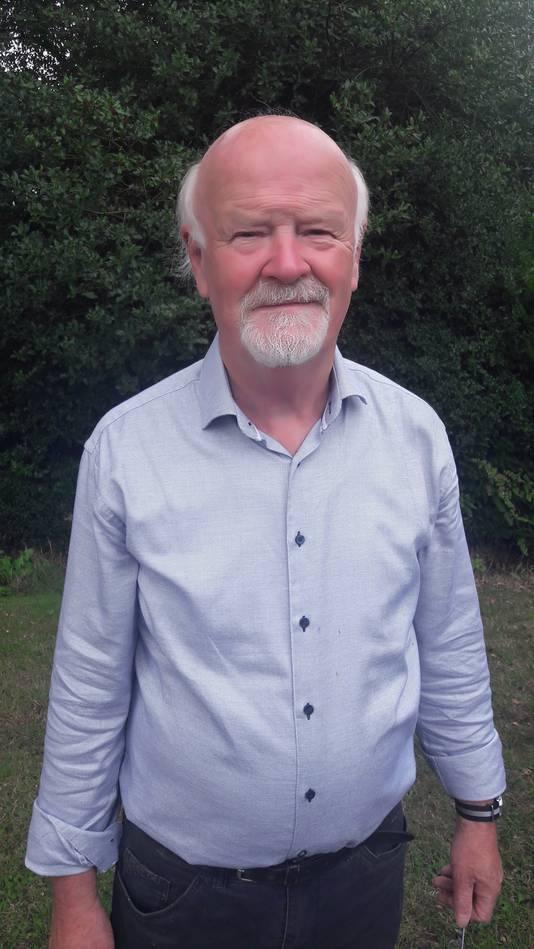 Cees van Roessel, bestuurslid Gedenkplaats Haaren