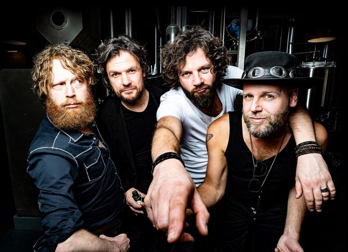 Sallandse rockband  Bökkers