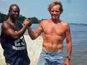 Hagenaar Roland Verbiest, eigenaar van een transportbedrijf op de Congo-rivier.